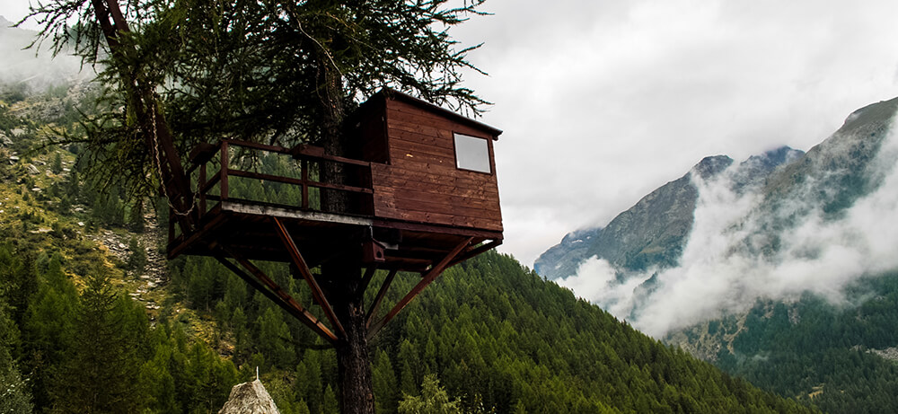 treehouses are emerging as an eco friendly option for permanent housing professional treehouse builders and the world treehouse association are helping to - Most Expensive Tree House In The World