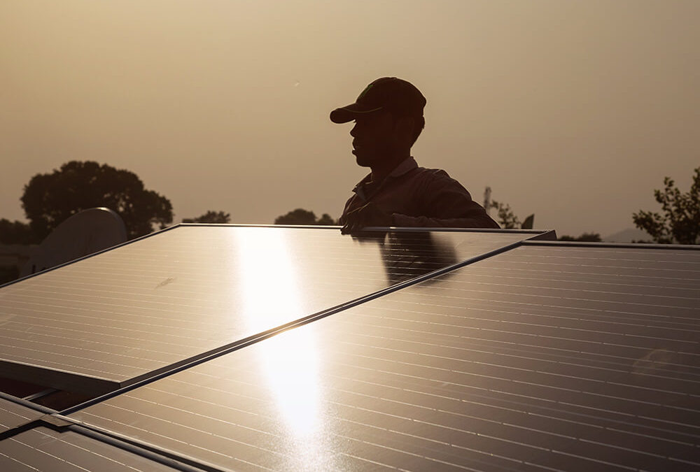Proposed Taxes Throw Shade as Solar Heats up in India