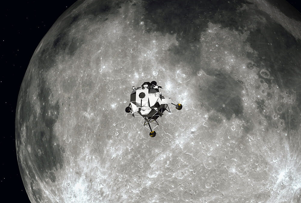 Could Solar Panels Make A Moon Landing?