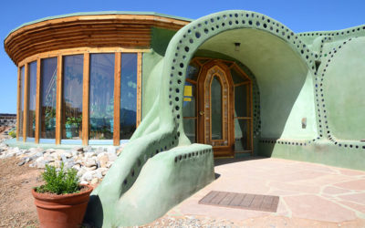 Captain, The Earthship Is Ready For Takeoff
