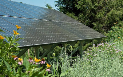 One Nebraska Man Goes Off the Grid with Solar Power!